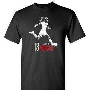 Alex Morgan Tee Shirt Women Soccer